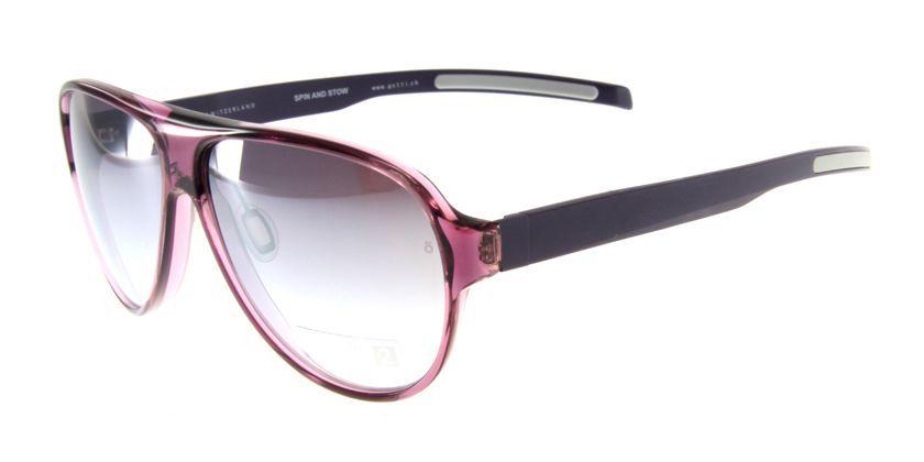 Gotti GTKOJAKPPHPE Sunglasses - 45 Degree View