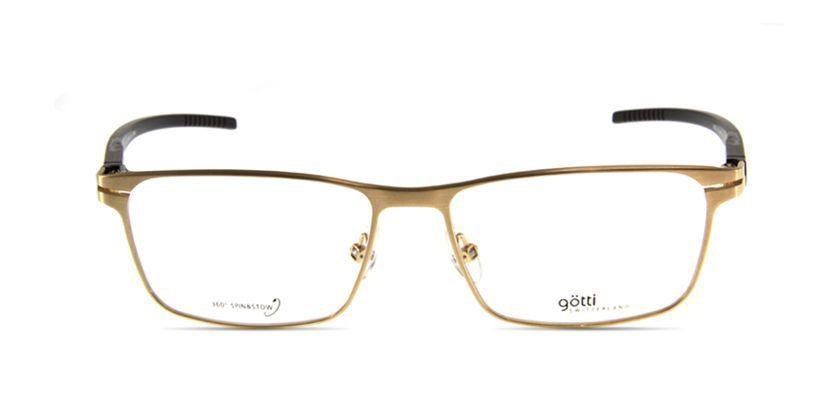 Gotti GTLOPEZGLBYL Eyeglasses - Front View