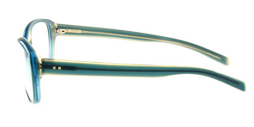 Gotti GTMYRTATRYGN Eyeglasses - Side View