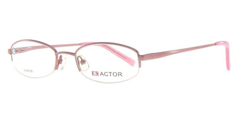 Kactor K40105C7 Eyeglasses - 45 Degree View