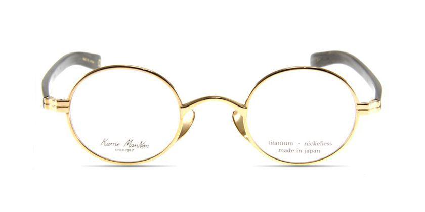 KameManNen KMN331 Eyeglasses - Front View