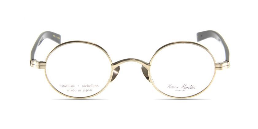 KameManNen KMN333 Eyeglasses - Front View