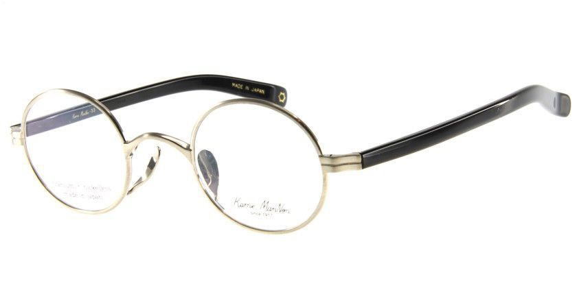 KameManNen KMN333 Eyeglasses - 45 Degree View