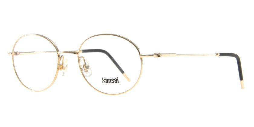 Kansai KY116EGP6J29 Eyeglasses - 45 Degree View