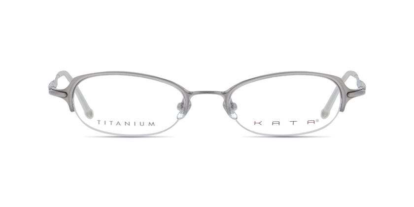 Kata CIELASLVR Eyeglasses - Front View