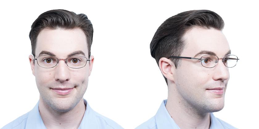 Kata MACRONOI Eyeglasses - Try On View