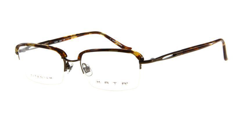 Kata THEROSIEN Eyeglasses - 45 Degree View