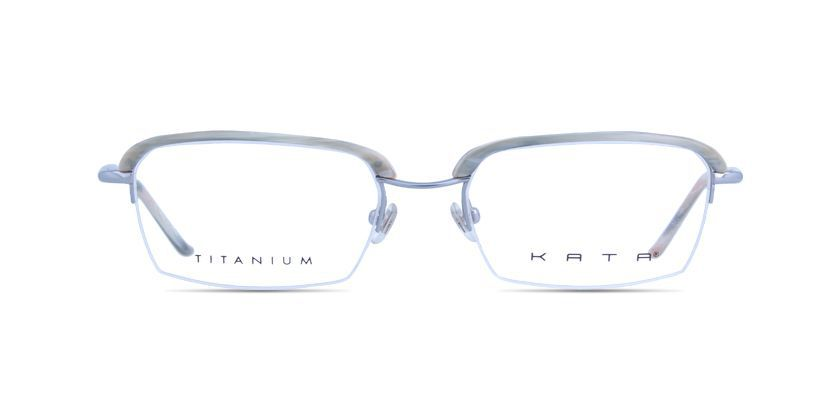 Kata THEROSLVR Eyeglasses - Front View