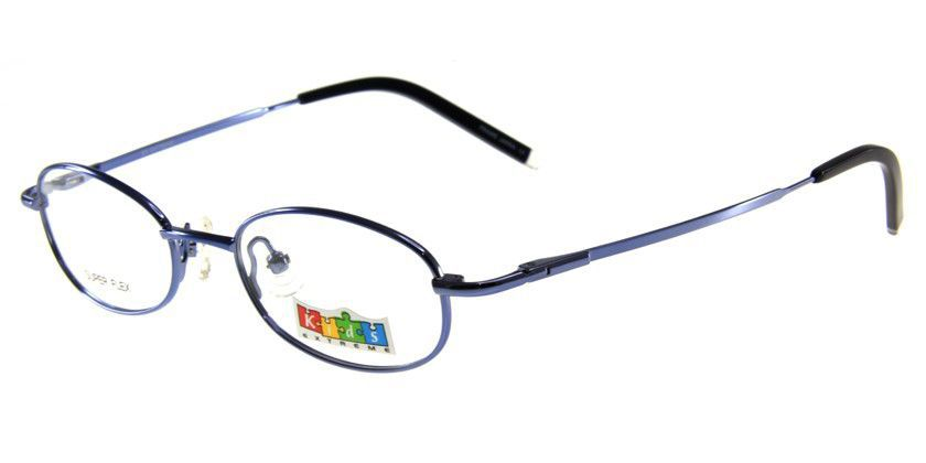 Kids Extreme EX390KW69 Eyeglasses - 45 Degree View