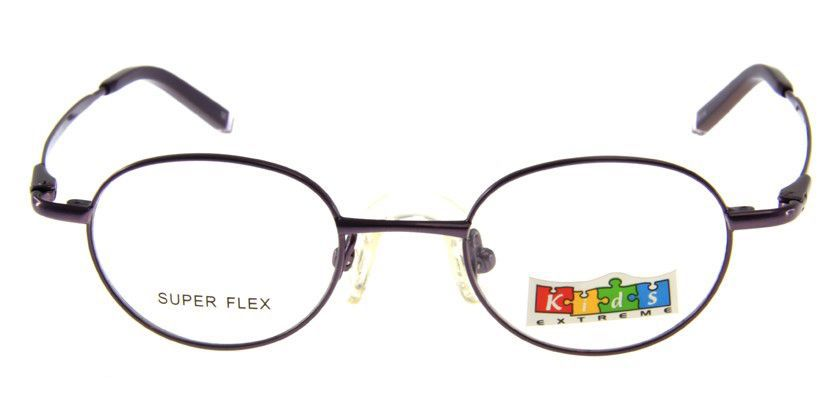 Kids Extreme EX391KW134 Eyeglasses - Front View