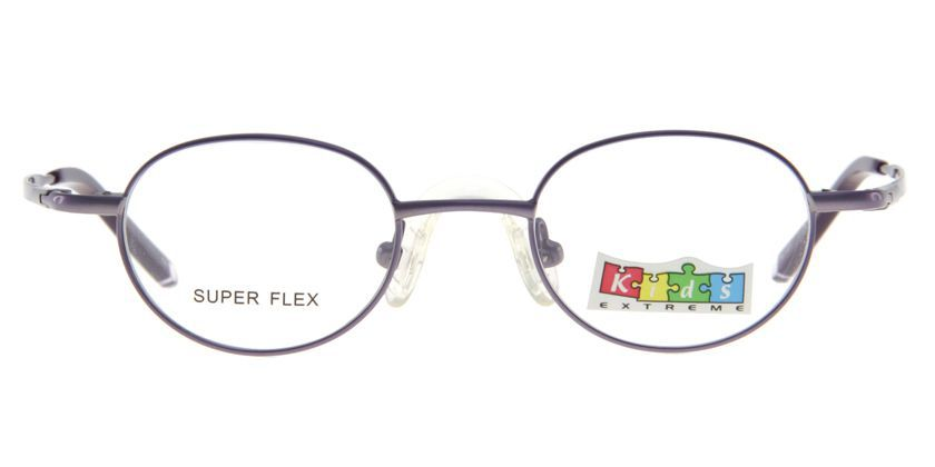 Kids Extreme EX391KW161 Eyeglasses - Front View