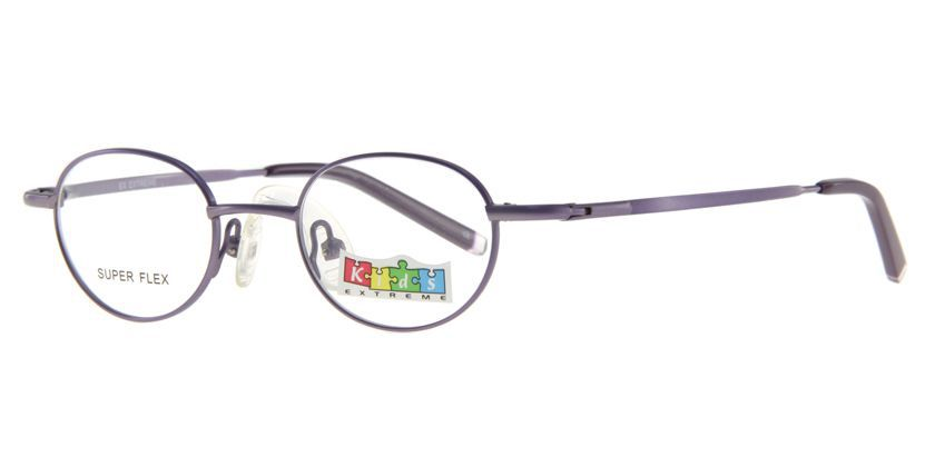 Kids Extreme EX391KW161 Eyeglasses - 45 Degree View