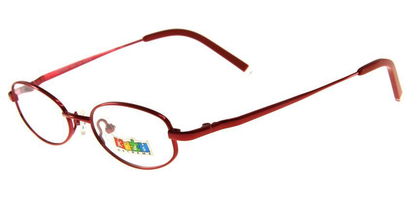 Kids Extreme EX450KW52 Eyeglasses - 45 Degree View