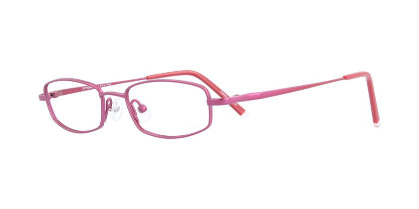 Kids Extreme EX467KW52 Eyeglasses - 45 Degree View
