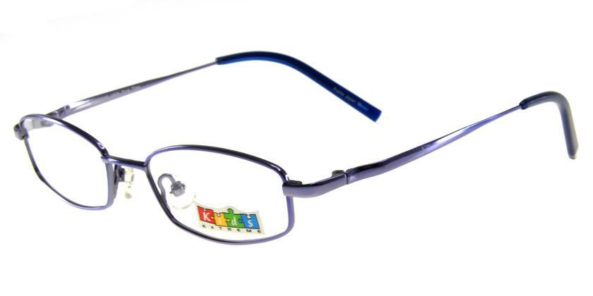 Kids Extreme EX467KW69 Eyeglasses - 45 Degree View