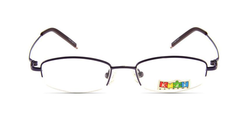 Kids Extreme EX469KW161 Eyeglasses - Front View