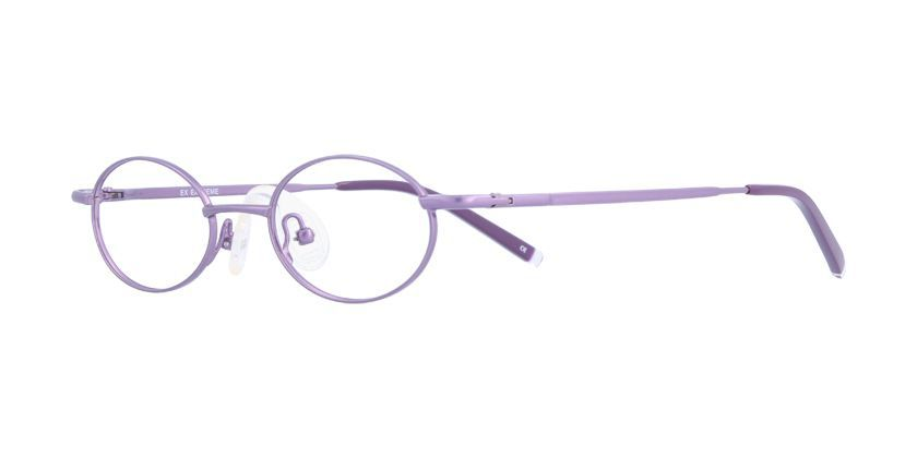 Kids Extreme EX493KW134 Eyeglasses - 45 Degree View