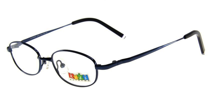 Kids Extreme EX525KW61 Eyeglasses - 45 Degree View