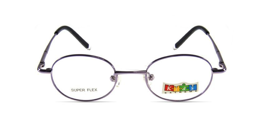 Kids Extreme EX562KW134 Eyeglasses - Front View