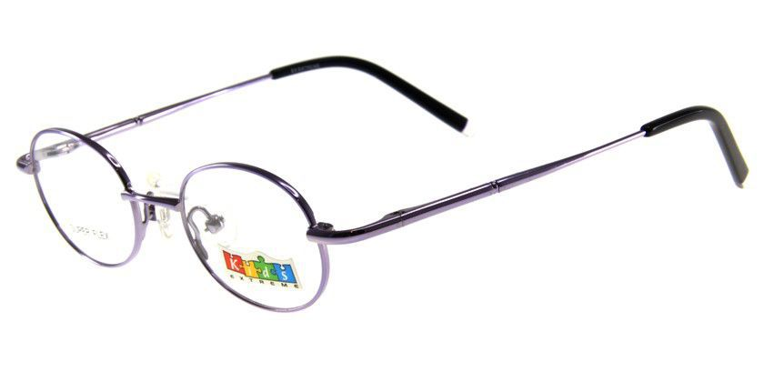 Kids Extreme EX562KW134 Eyeglasses - 45 Degree View