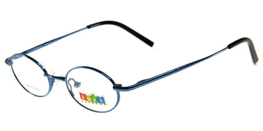 Kids Extreme EX563KW69 Eyeglasses - 45 Degree View