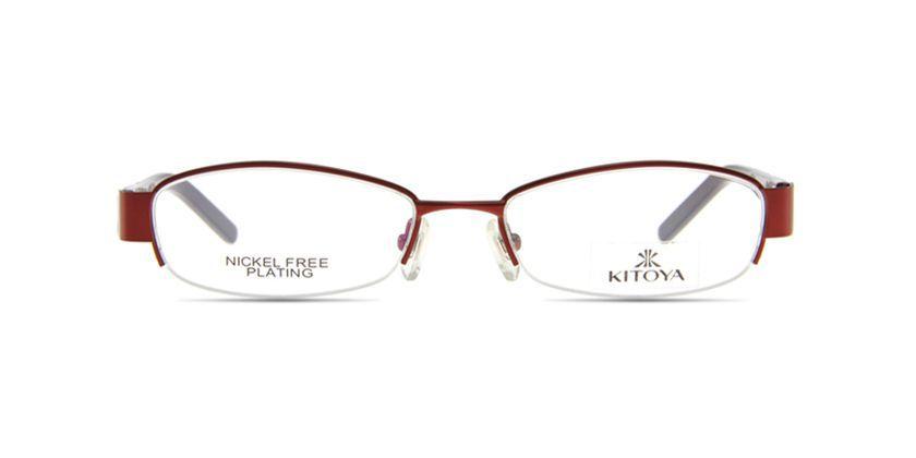 Kitoya K306005 Eyeglasses - Front View