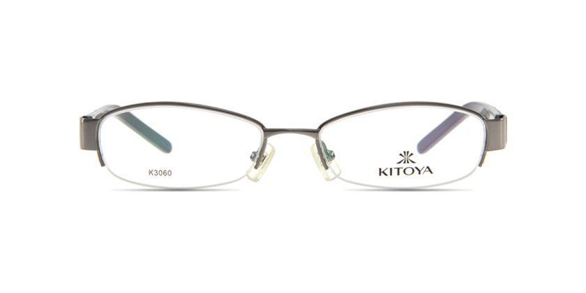 Kitoya K306012 Eyeglasses - Front View