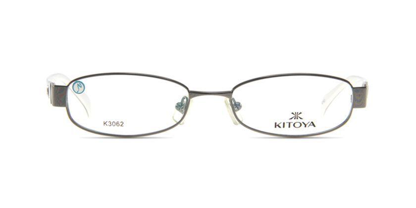 Kitoya K3062C12 Eyeglasses - Front View