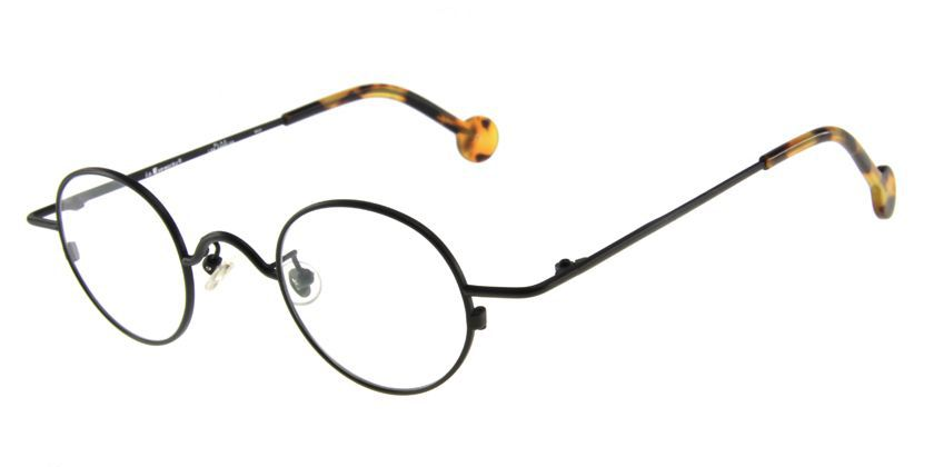LA Eyeworks LEBODHI2542 Eyeglasses - 45 Degree View
