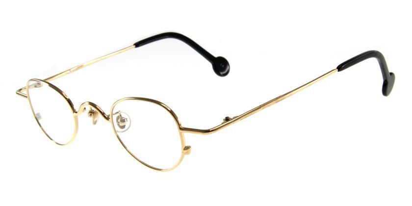 LA Eyeworks LECURRY2421 Eyeglasses - 45 Degree View