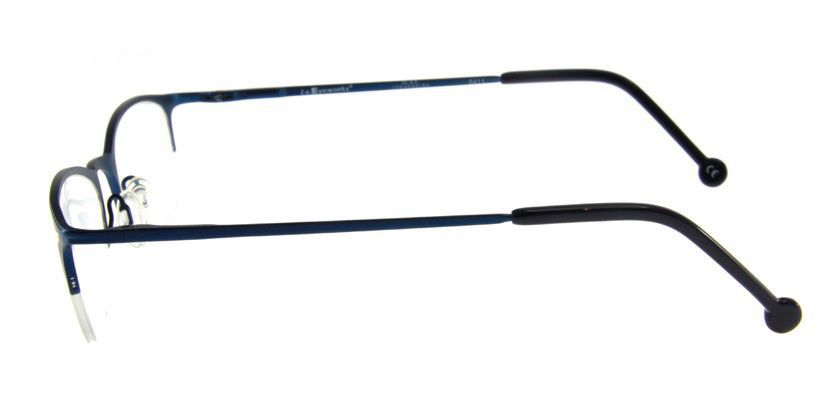 LA Eyeworks LELITEBOX561 Eyeglasses - Side View