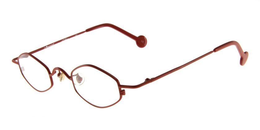 LA Eyeworks LEOAKS501 Eyeglasses - 45 Degree View