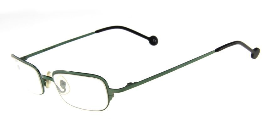 LA Eyeworks LETAB581 Eyeglasses - 45 Degree View