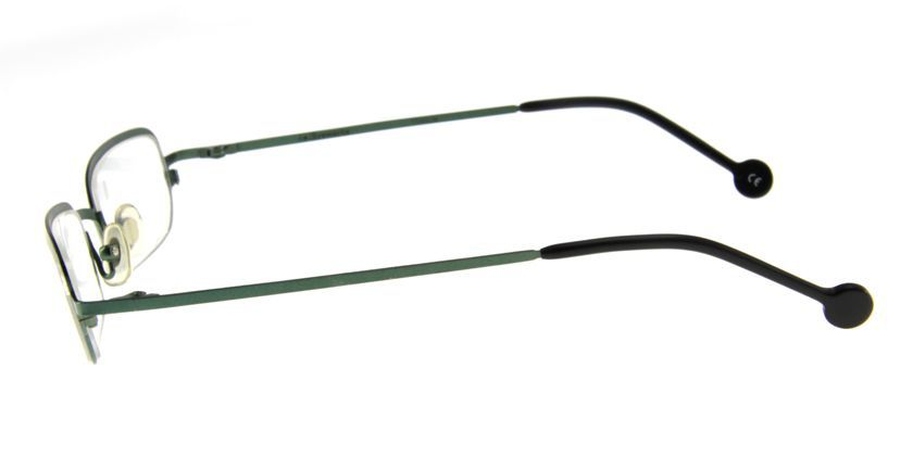 LA Eyeworks LETAB581 Eyeglasses - Side View