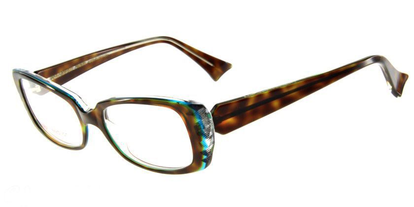 Lafont LFFEMME675 Eyeglasses - 45 Degree View
