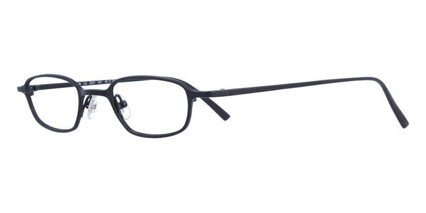 Lanvin LA2237001 Eyeglasses - 45 Degree View