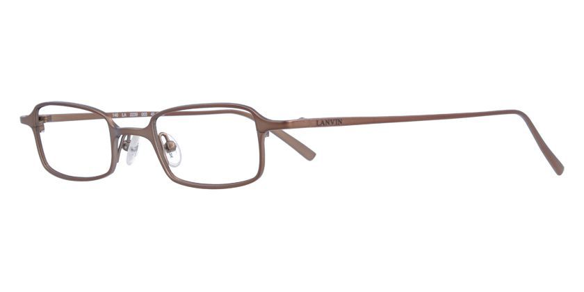 Lanvin LA2239003 Eyeglasses - 45 Degree View