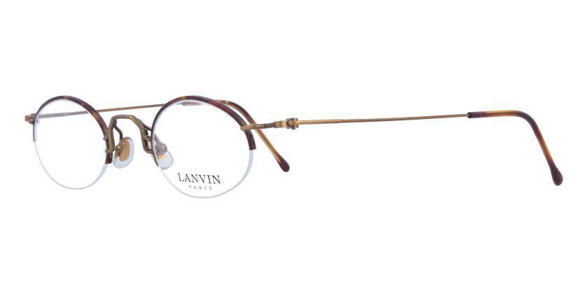 Lanvin LA776000 Eyeglasses - 45 Degree View