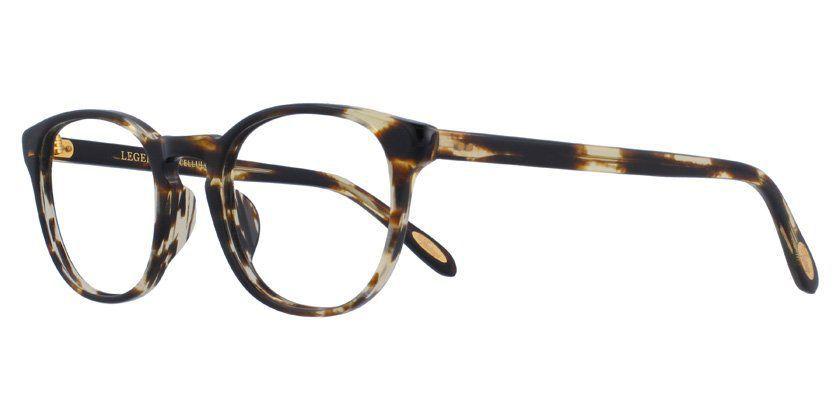 Legends L0102 Eyeglasses - 45 Degree View