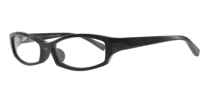 Less Than Human LTH01 Eyeglasses - 45 Degree View