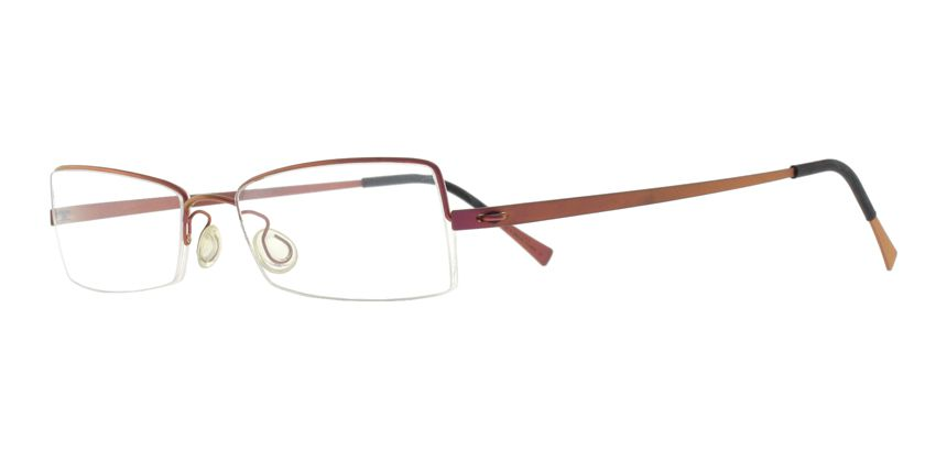 Lindberg 301170 Eyeglasses - 45 Degree View