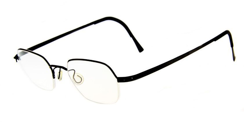 Lindberg 3043U9 Eyeglasses - 45 Degree View