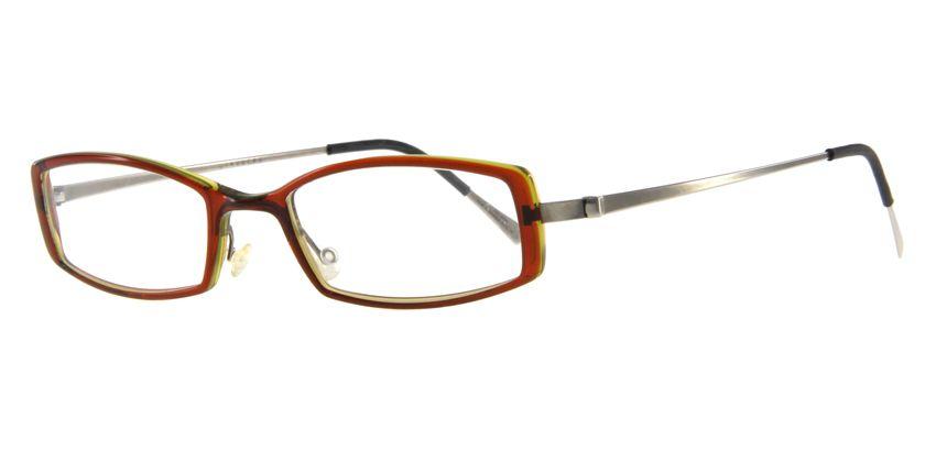 Lindberg ACETANIUM1010AA43 Eyeglasses - 45 Degree View