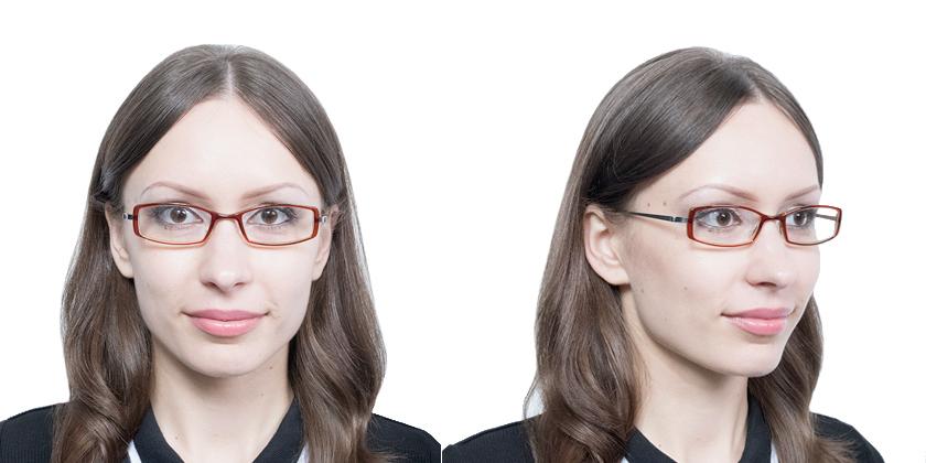 Lindberg ACETANIUM1010AA43 Eyeglasses - Try On View