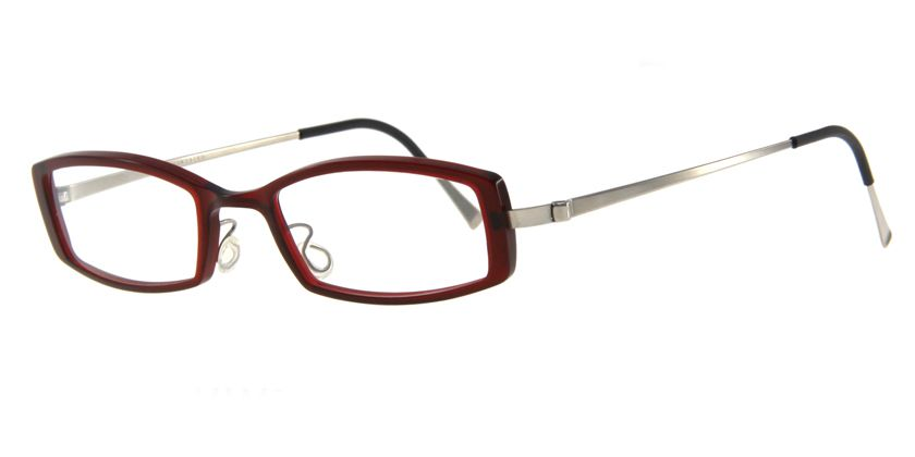 Lindberg ACETANIUM1010AA57 Eyeglasses - 45 Degree View