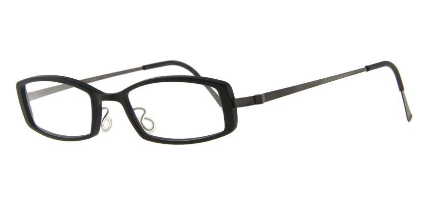 Lindberg ACETANIUM1010AF55 Eyeglasses - 45 Degree View