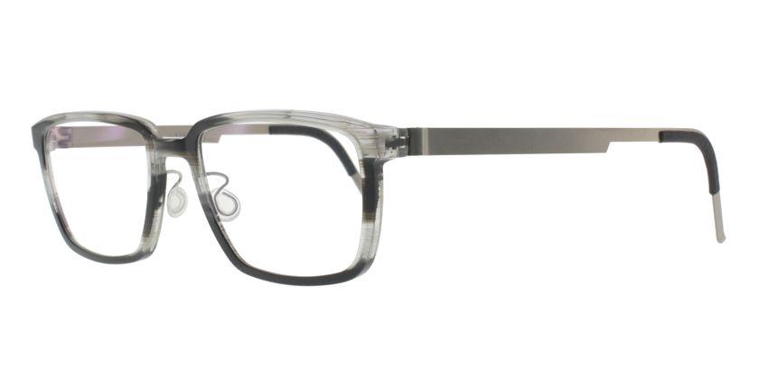Lindberg ACETANIUM1031AH45 Eyeglasses - 45 Degree View