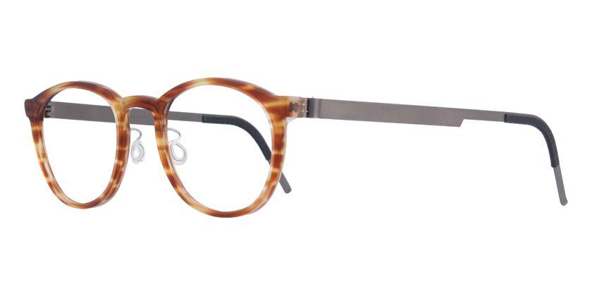 Lindberg ACETANIUM1032AE73 Eyeglasses - 45 Degree View