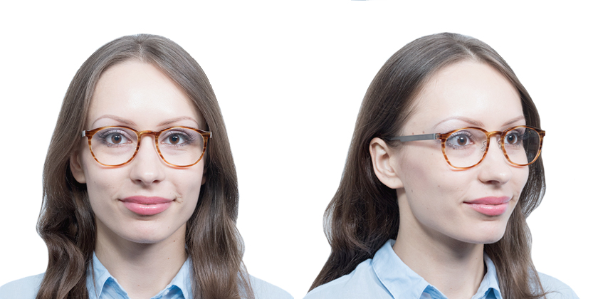 Lindberg ACETANIUM1032AE73 Eyeglasses - Try On View