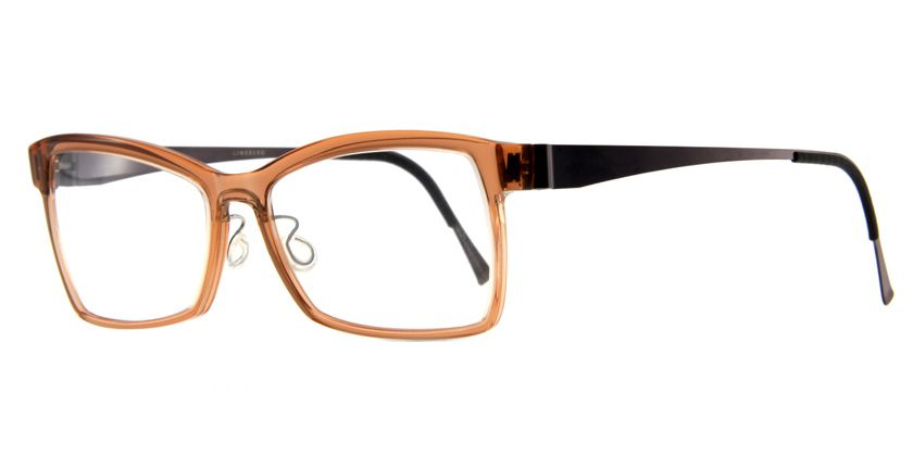 Lindberg ACETANIUM1033AF25 Eyeglasses - 45 Degree View